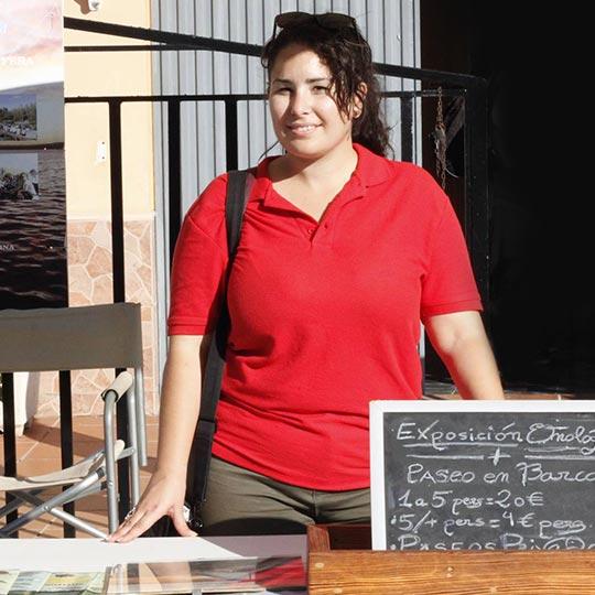 Exposición y paseos en el Palmar