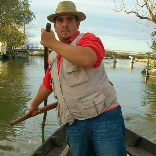 Navegando en albuferenc